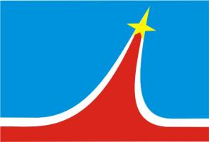 Флаг Люберец(2007г.)