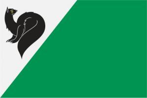 Флаг Мегиона