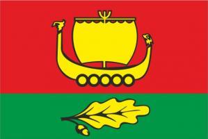 Флаг Митина(район г. Москва)