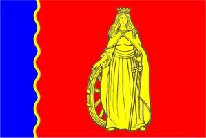 Флаг Мурино(Ленинградская область)