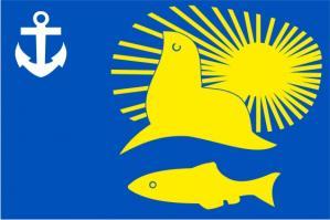 Флаг Невельска