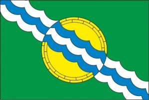 Флаг Некрасовки(район г. Москва)