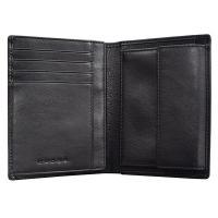 Бумажник Cross Classic Century, черный, 13,5х10,2х1 см