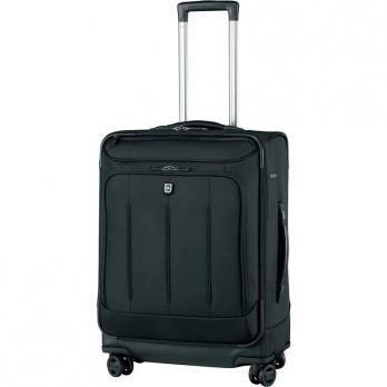 Чемодан Victorinox VX One VX 24 Dual-Caster, черный, 42x30x63 см, 79 л