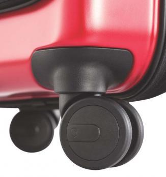 Чемодан Victorinox Spectra Dual-Access 2.0, черный, 41x24x55 см, 37 л