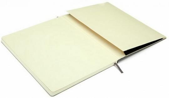 Блокнот для рисования Moleskine Classic Sketchbook A4 твердая обложка черный, 96 стр