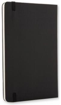 Блокнот Moleskine Classic Soft Large, цвет черный, в клетку