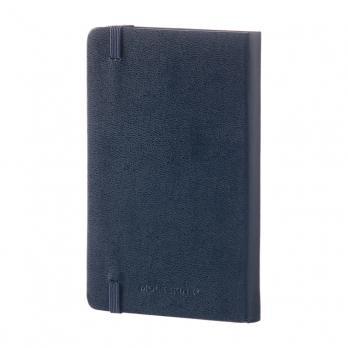 Блокнот Moleskine Classic Pocket, цвет синий, в линейку