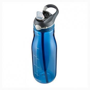 Бутылка спортивная Contigo Ashland (1,2 литра), синяя