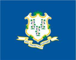 Флаг штата Коннектикут (США)