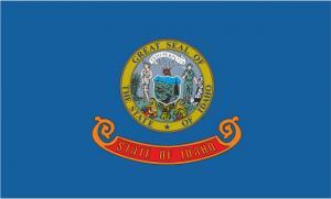 Флаг штата Айдахо(США)