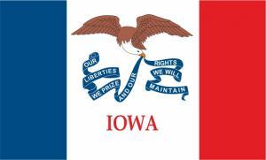 Флаг штата Айова(США)