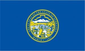 Флаг штата Небраска(США)