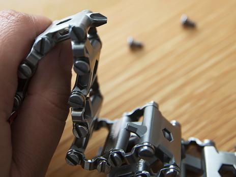 Браслет Leatherman Tread Stainless Steel*