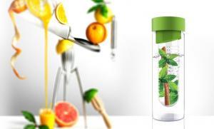 Бутылка Asobu Flavour it (0,48 литра), зеленая*