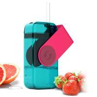Мини-бокс для сока Asobu Juicy box (0,29 литра), красный*