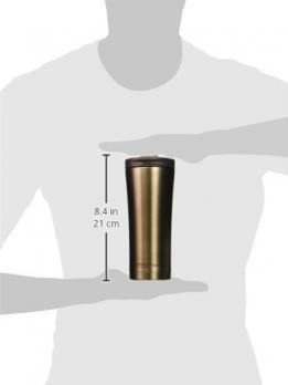 Термокружка Asobu Manhattan (0,5 литра), коричневая