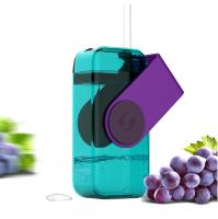 Мини-бокс для сока Asobu Juicy box (0,29 литра), фиолетовый*