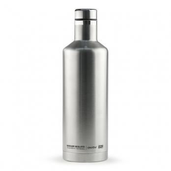 Термос-бутылка Asobu Times square (0,45 литра), стальная*