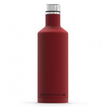 Термос-бутылка Asobu Times square (0,45 литра), красная*