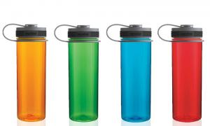 Бутылка спортивная Asobu Pinnacle (0,72 литра), зеленая
