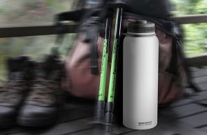 Термос Asobu Mighty flask (1,1 литра), белый