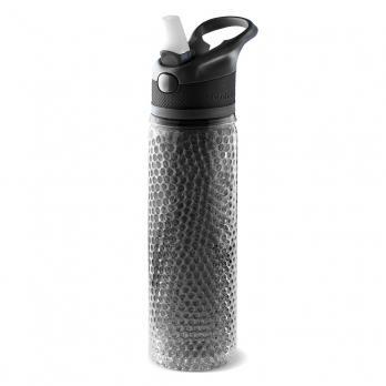 Термобутылка Asobu Deep freeze (0,6 литра), черная