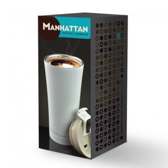Термокружка Asobu Manhattan (0,5 литра), серая
