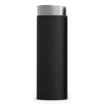 Термос Asobu Le baton (0,5 литра), черный/стальной*