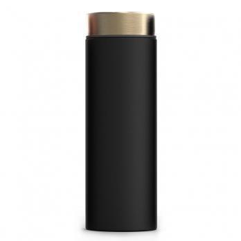 Термос Asobu Le baton (0,5 литра), черный/золотистый*