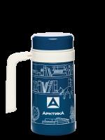 Термокружка автомобильная Арктика (0,5 литра), синяя