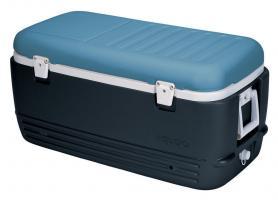 Изотермический контейнер (термобокс) Igloo MaxCold Polar 120 (114 л.), темно-синий