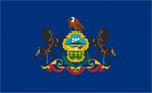 Флаг штата Пенсильвания(США)