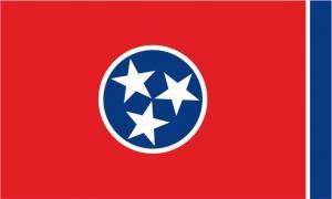 Флаг штата Теннесси(США)