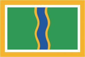 Флаг города Андорра-ла-Велья