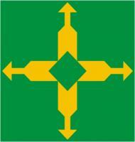 Флаг города Бразилиа