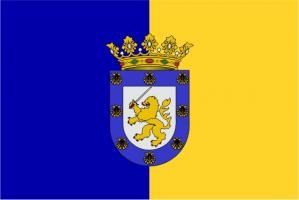 Флаг города Сантьяго