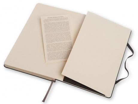 Блокнот Moleskine Classic Pocket, цвет черный, пунктир