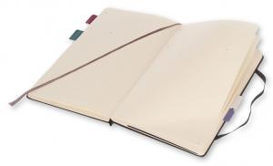 Блокнот Moleskine Professional Large, цвет черный, в линейку