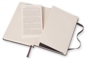 Блокнот Moleskine Classic Large, цвет черный, пунктир