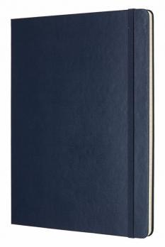 Блокнот Moleskine Classic XLarge, цвет синий, в линейку