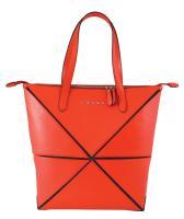 Сумка женская Cross Origami, красная, 38х32х13 см