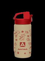 Термос (сититерм-вакуумный) Арктика (0,4 литра),питомцы