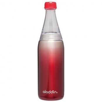 Термобутылка Aladdin Fresco (0,6 литра), красная