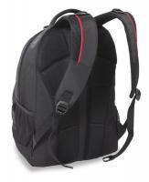 """Рюкзак Wenger 15"""", черный/красный, 34х18x47 см, 29 л"""