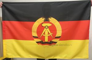 Флаг ГДР(Германской Демократической Республики)