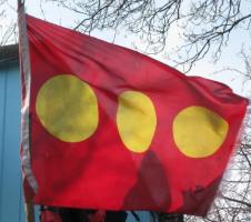 Флаг Христиании