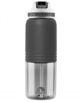 Бутылка Igloo Swift 24 (0,71 литра), черная
