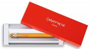 Carandache Office 849 Fluo - Пурпурный флуоресцентный, перьевая ручка, F, подарочная коробка