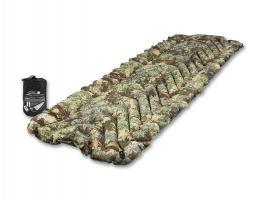 Надувной коврик Klymit Insulated Static V, камуфляж